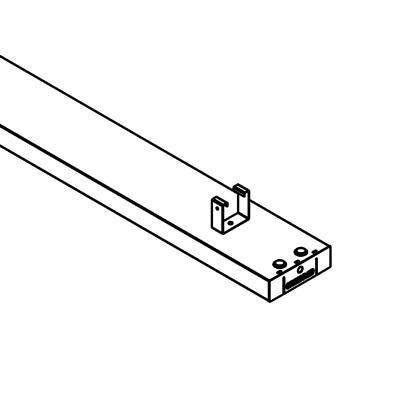 Belysning upphängningsskenor