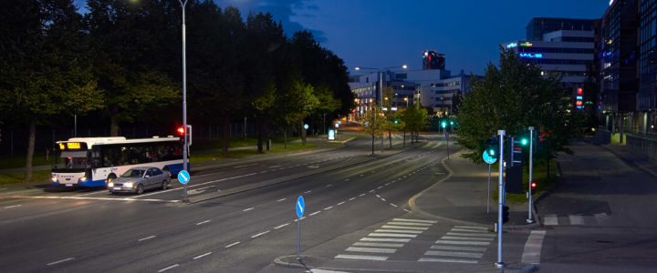 Anpassning är nyckeln till modern gatubelysning