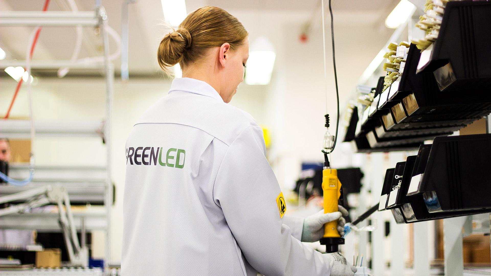 5700 nya Greenled-belysningar kommer att lysa upp Finlands huvudstad