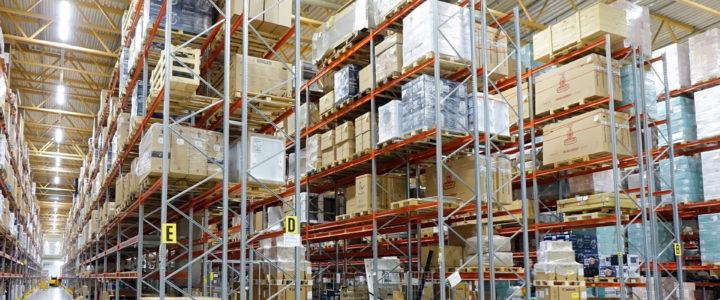 5 + 1 anledningar att förnya belysningen i logistikhallar