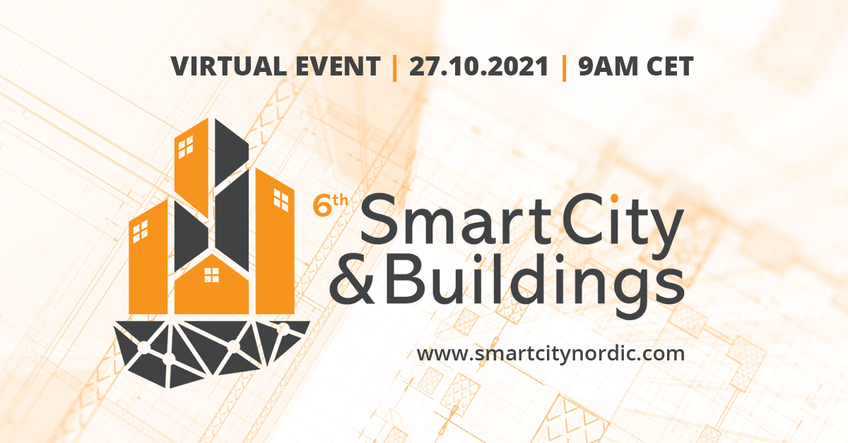 Greenled på Smart City & Buildings 2021